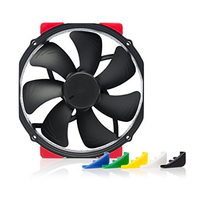 140mm Noctua NF-A15 Chromax Black Swap HS-PWM 1500rpm Fan