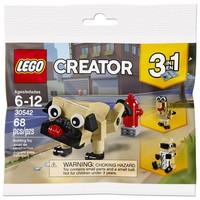LEGO: Cute Pug (30542)