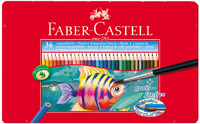 Faber-Castell: Watercolour (Tin of 36) image