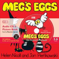 Meg's Eggs by Helen Nicoll image