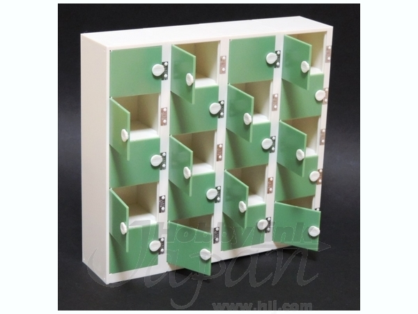 1/12 Coin Lockers