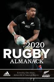 2020 Rugby Almanack by Clive Akers image