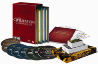 Sid Meier's Civilization Chronicles Box Set for PC Games image