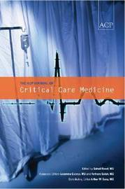 The ACP Manual of Critical Care Medicine by Suhail Raoof image