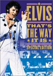 Elvis:  That's The Way It Is on DVD