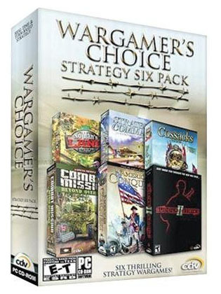 Wargamer's Choice: Strategy Six Pack for PC Games