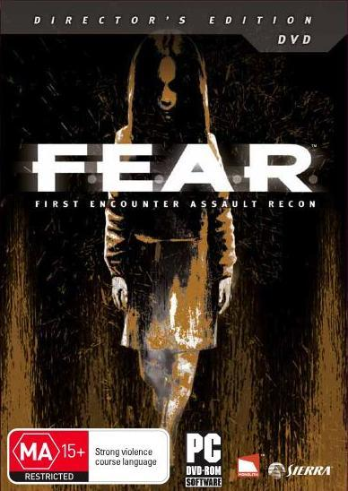 F.E.A.R. Director's Edition for PC Games