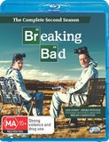 Breaking Bad - Season 2 on Blu-ray