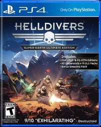 Helldivers: Super Earth Ultimate Edition for PS4