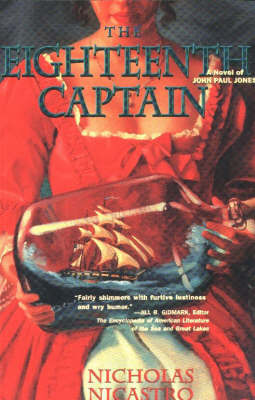 The Eighteenth Captain by Nicastro N image