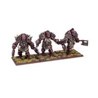 Kings of War Ogre Berserker Braves