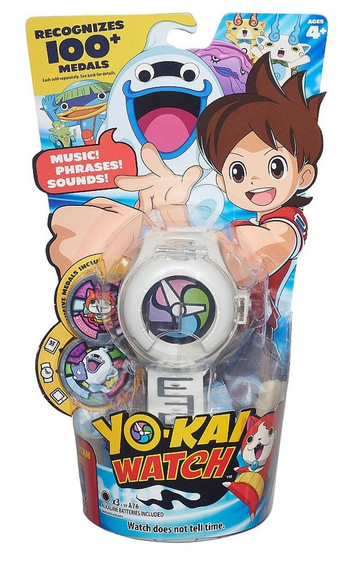 Yo-Kai Watch: SFX Watch