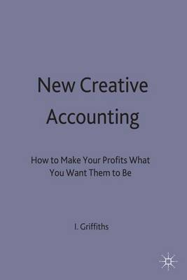 New Creative Accounting by Ian Griffiths image