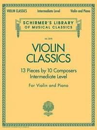 Schirmer's Library of Musical Classics by G Schirmer Inc image
