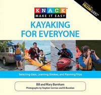 Knack Kayaking for Everyone by Bill Burnham image
