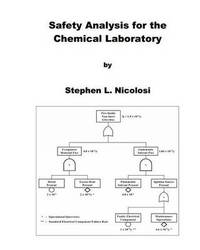 Safety Analysis for the Chemical Laboratory by Stephen L Nicolosi image
