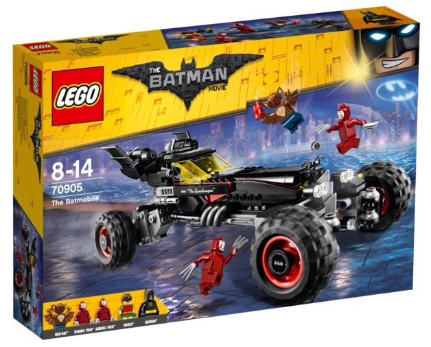 LEGO Batman Movie: The Batmobile (70905)