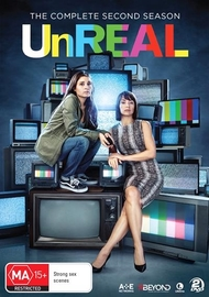 UnReal: The Complete Second Season on DVD