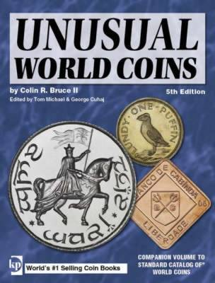 Unusual World Coins by Colin R. Bruce image