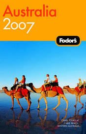 Fodor's Australia: 2007 by Fodor Travel Publications image