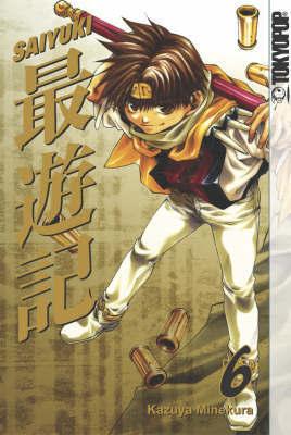 Saiyuki: v. 6 by Kazuya Minekura