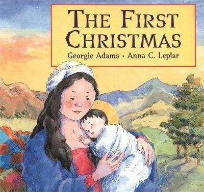 The First Christmas by Georgie Adams image