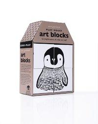 Wee Gallery: Art Blocks - Play