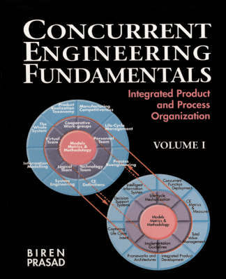 Concurrent Engineering Fundamentals by Biren Prasad image