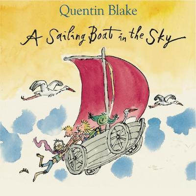 Sailing Boat In The Sky by Quentin Blake image