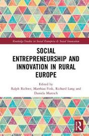 Social Entrepreneurship and Innovation in Rural Europe