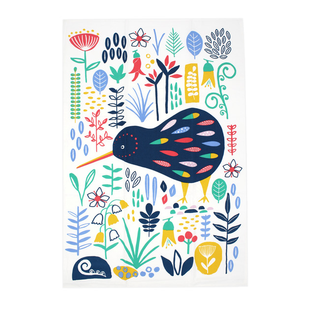 NZ Tea Towel - NZ Kiwi