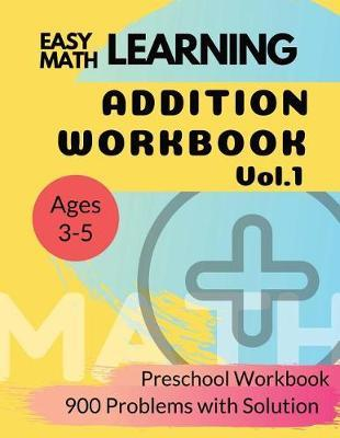Addition Workbook by Johan Publishers image