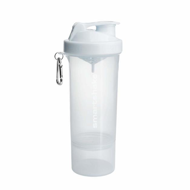Smartshaker Slim - Pure White (500ml)