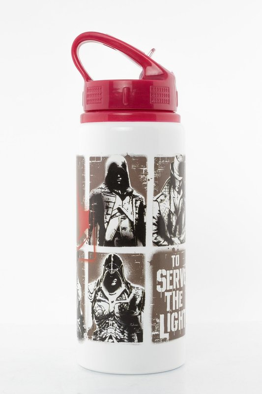 Assassin's Creed: Drink Bottle Stencil