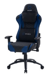 ONEX GX330 Series Gaming Chair (Black & Navy) for