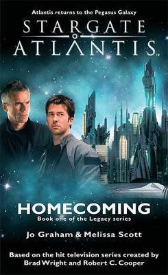 Stargate Atlantis: Homecoming: SGA-16 by Jo Graham