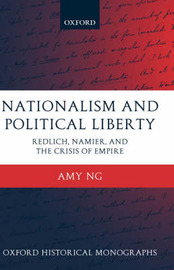 Nationalism and Political Liberty by Amy Ng