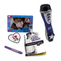 Justin Bieber Ultimate Concert Kit