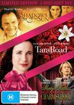 Shadows In The Sun / Tara Road / Mariyln Hotchkiss - Limited Edition 3 Disc Gift Set (3 Disc Set) on DVD