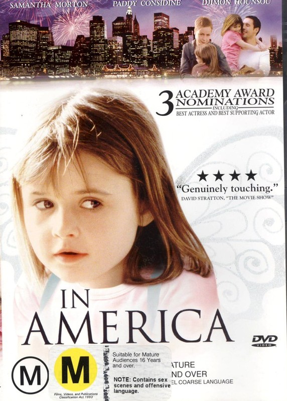 In America on DVD