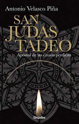 San Judas Tadeo by A Velasco Pina