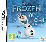 Disney Frozen: Olaf's Quest for Nintendo DS