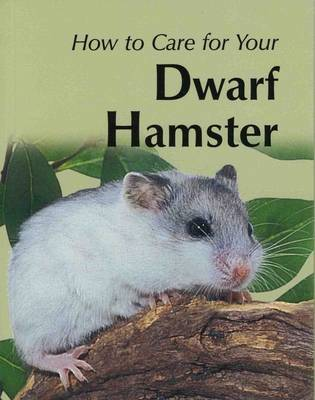 How to Care for Your Dwarf Hamster by Marianne Mays image