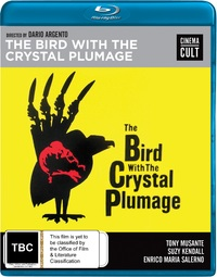 The Bird With The Crystal Plumage on Blu-ray image