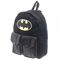 Batman Reversible Print Backpack