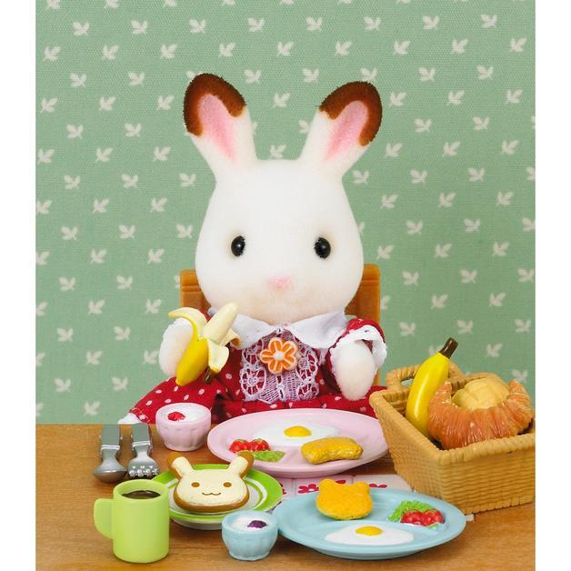 Sylvanian Families: Breakfast Set