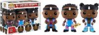 WWE: Big E, Xavier Woods & Kofi Kingston - Pop! Vinyl Set