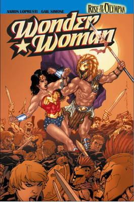 Wonder Woman by Aaron Lopresti image