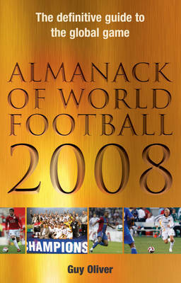 Almanack of World Football by Guy Oliver image
