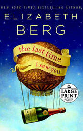 The Last Time I Saw You by Elizabeth Berg image